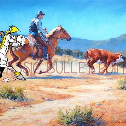 Lucky Luke Michael Jell