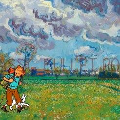 Tintin_VanGogh