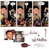 Nacho en Watchmen