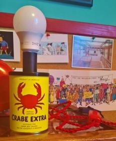 ClassicBulletPoint- Lamp can crab Tintin- 01
